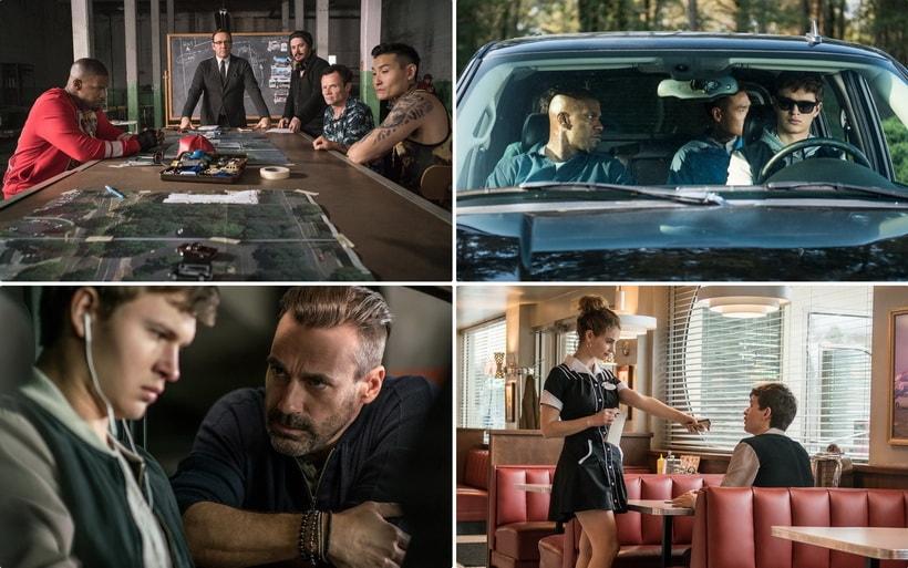 НА ДРАЙВЕ (Baby Driver) - новое кино фильмы лето 2017