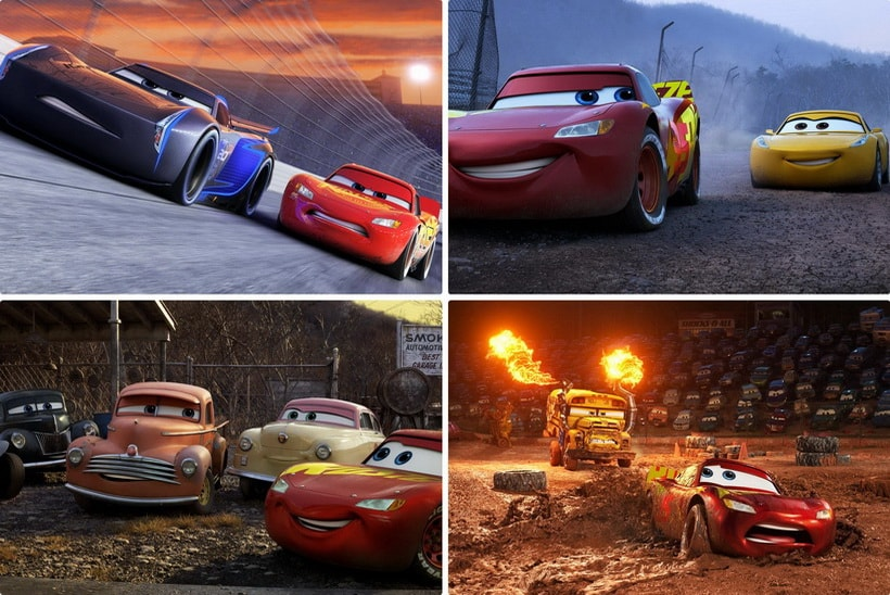 Кинопремьеры лето 2017 - ТАЧКИ 3 (Cars 3)