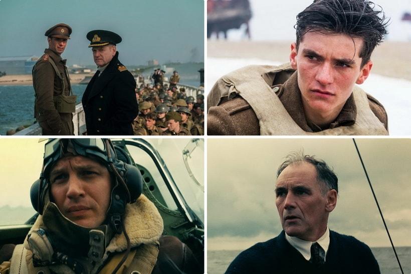 Премьеры в кино - ДЮНКЕРК (Dunkirk) Кристофера Нолана
