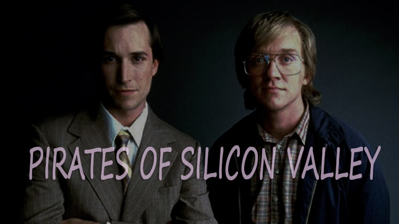 Pirates of Silicon Valley Bill Gates Steve Jobs movie