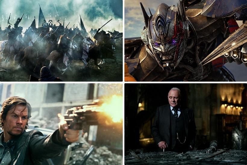 кино новинки Лето 2017 - ТРАНСФОРМЕРЫ: ПОСЛЕДНИЙ РЫЦАРЬ (Transformers: The Last knight)