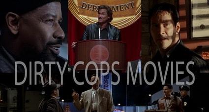 Фильмы про продажных полицейских