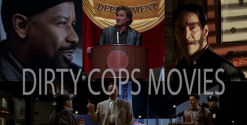 Фильмы про продажных полицейских - фильмы о копах