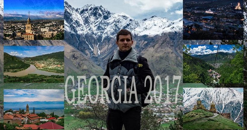 Достопримечательности Грузии интересные места 2017