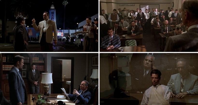 Фильм Секреты Лос-Анджелеса 1997 L.A. Confidential