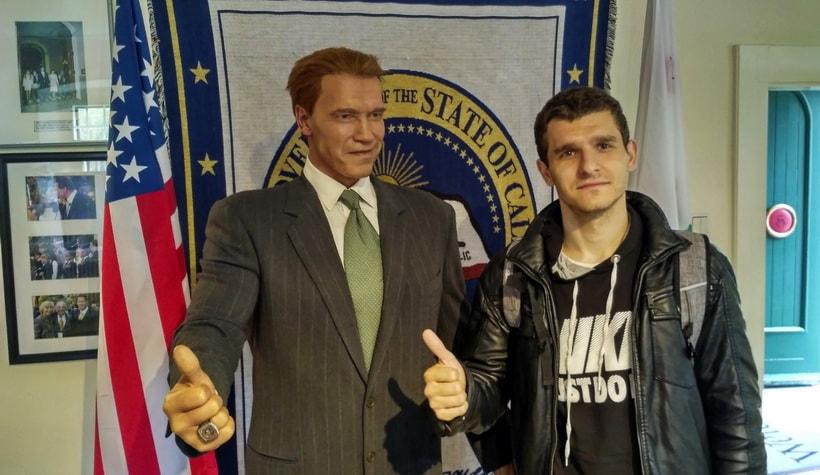 Arnold Schwarzenegger Museum Thal Austria
