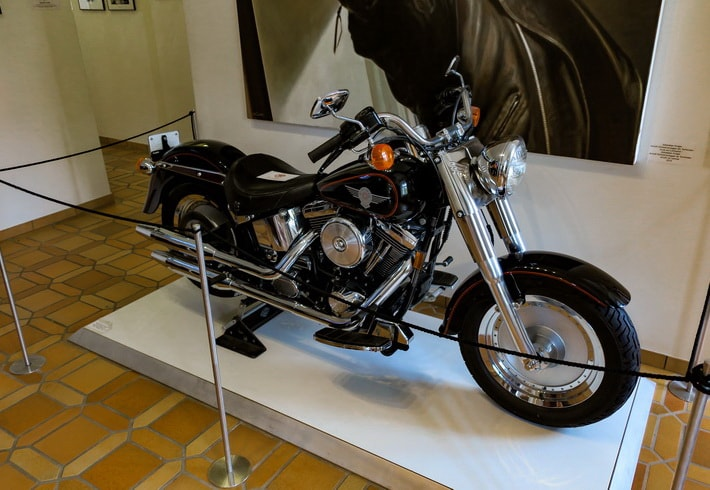 Bike from Terminator 2