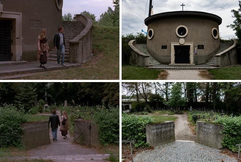 FRIEDHOF DER NAMENLOSEN – CEMETERY OF UNKNOWN vienna before sunrise 1995