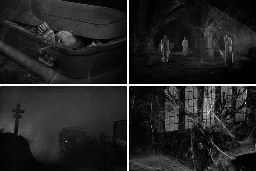 Классическая серия фильмов ужасов Universal Дракула