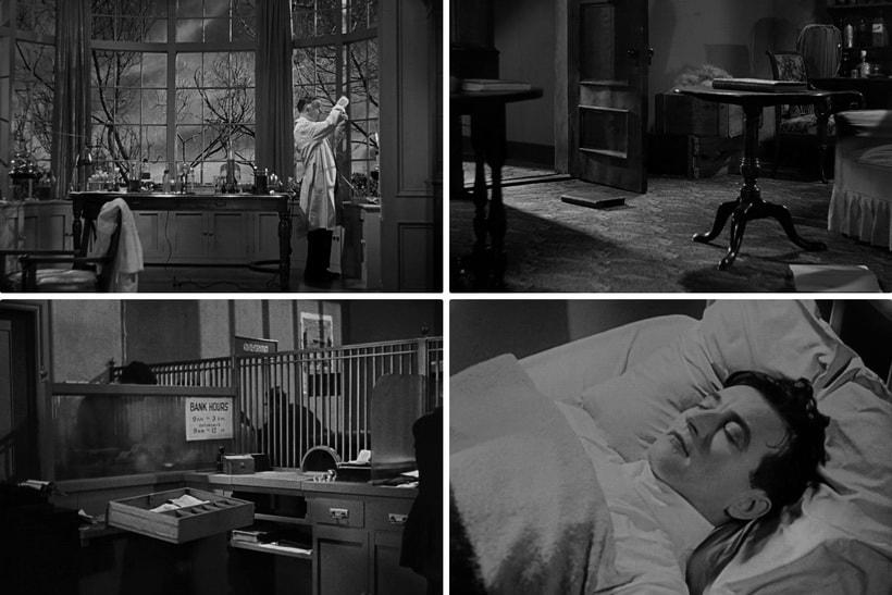 Классика ужасов студии universal - невидимка 1933