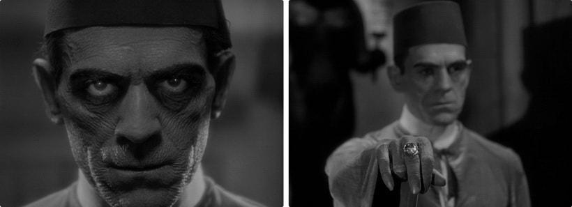 Классика фильмов ужасов Мумия 1932