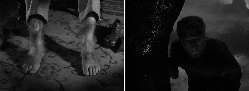 Классические фильмы ужасов Человек-Волк