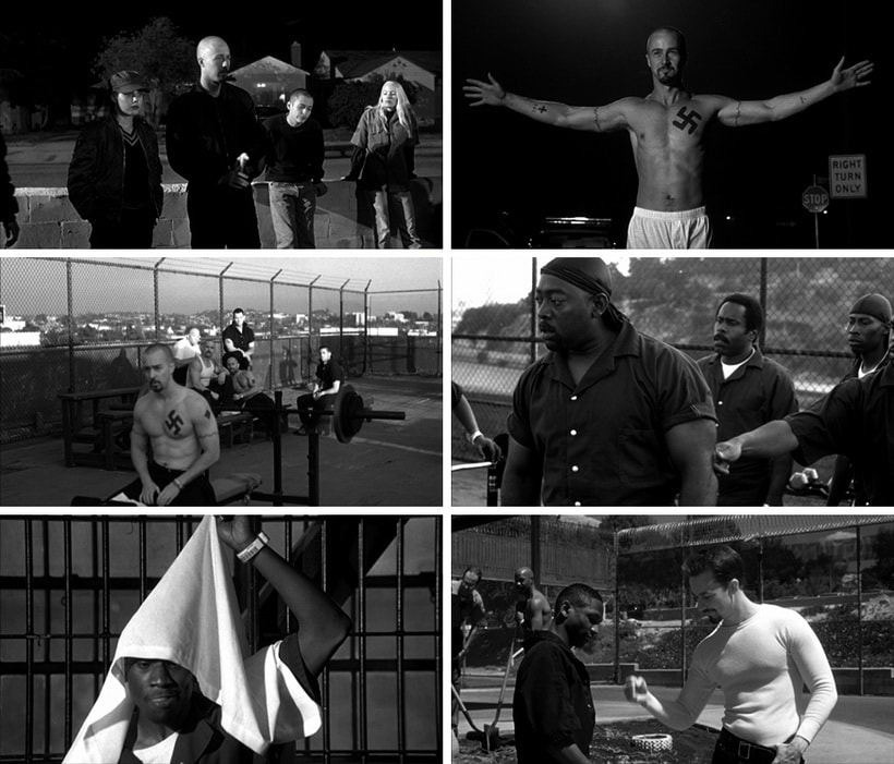American History X racial movies