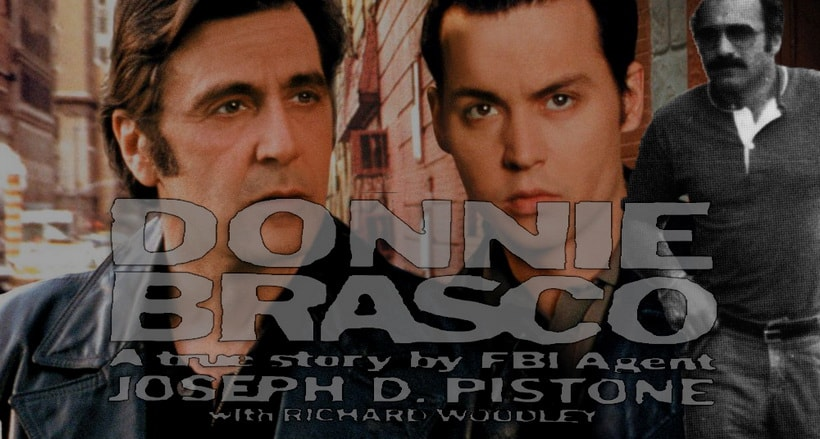 Joe Pistone as real Donnie Brasco - book and movie