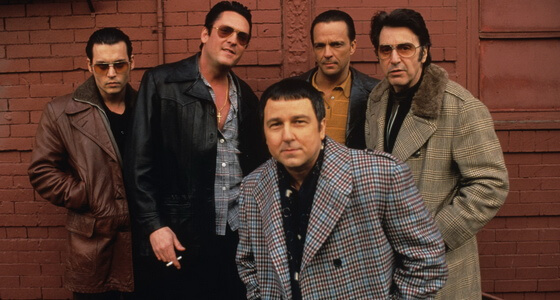 Donnie brasco movie analysis