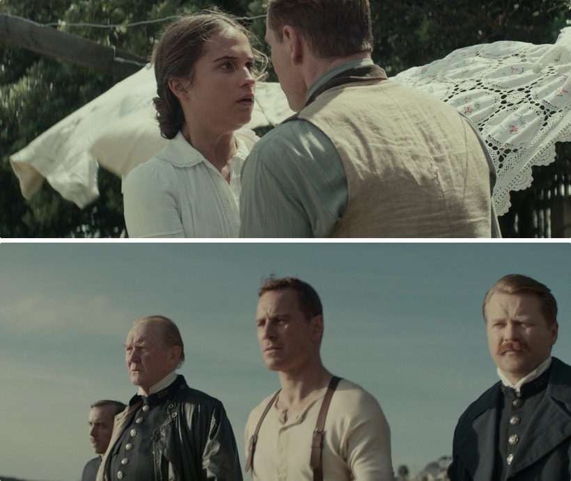 War drama / Romance / Detective Light between two oceans