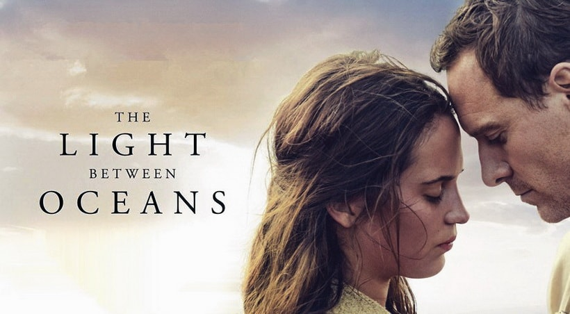 Light between oceans book and movie ML Stedman