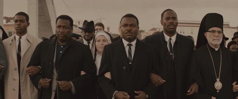 СЕЛЬМА (Selma, 2014) фильмы о расовой сегрегации