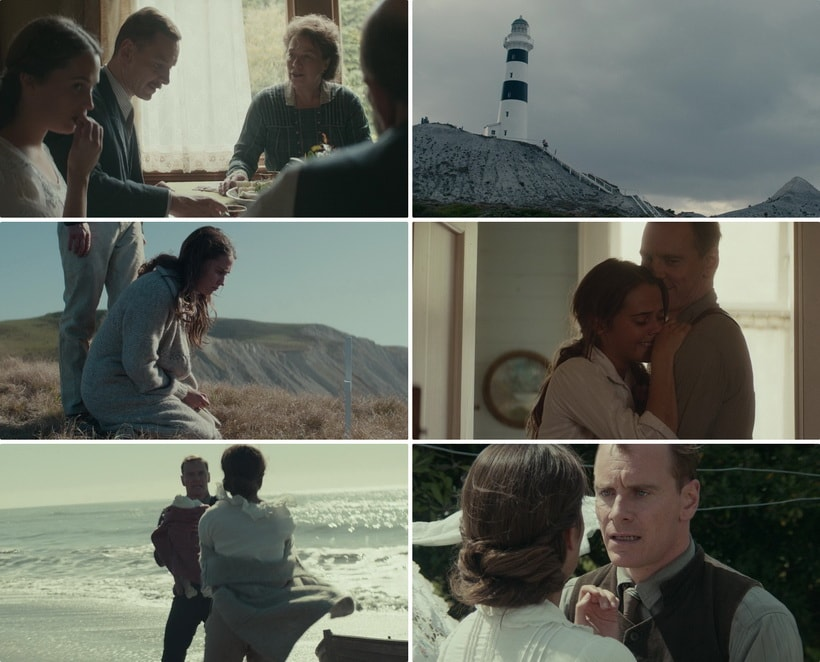 Light between oceans plot/synopsis. What is the light between oceans about