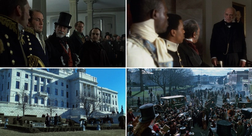 Best movies about Slavery and Racism Amistad