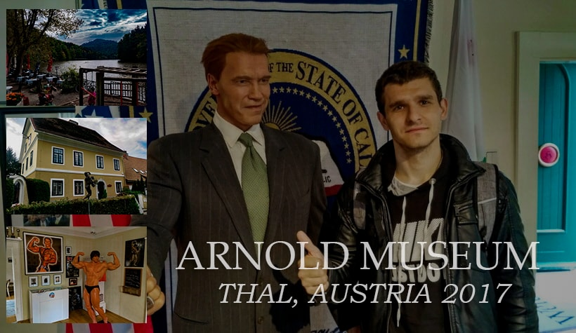 Arnold Schwarzenegger Hometown and Museum. Birthplace