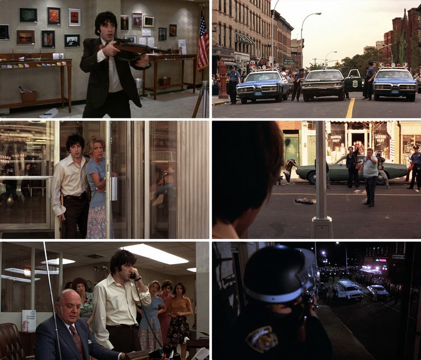 Dog Day Afternoon (1976) hostage movies