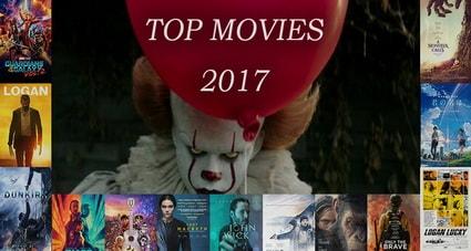 Лучшие фильмы 2017 года - топ кино