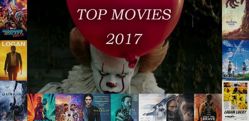Топ фильмов 2017 - лучшие премьеры года