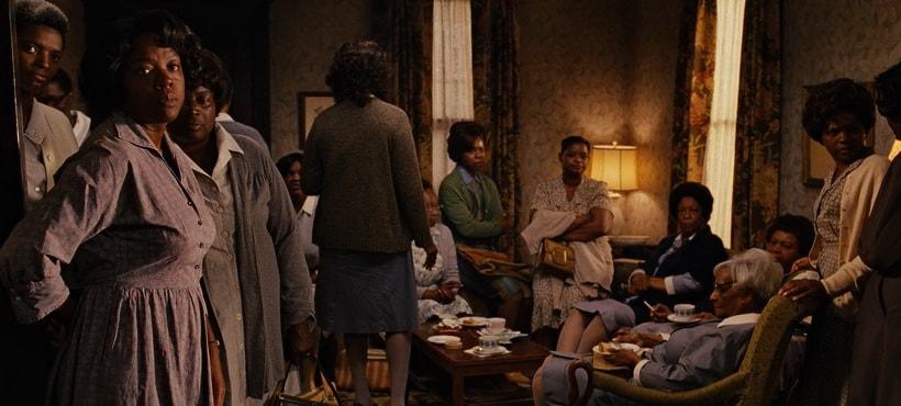 ПРИСЛУГА (The Help, 2011) фильмы о расизме