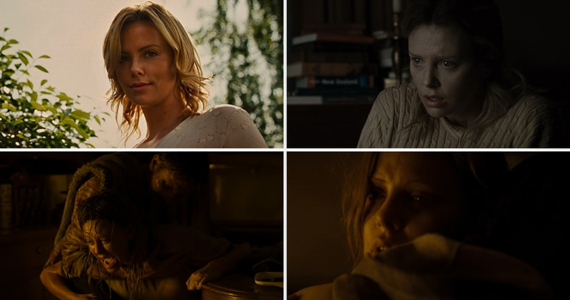 Differences between book and movie The Mother, Woman