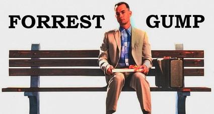 Культовый фильм Форрест Гамп 1994 Forrest Gump