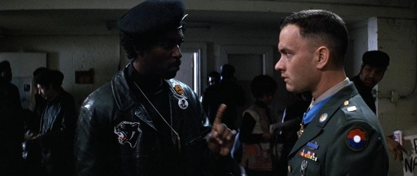Форрест Гамп встречается с Черными пантерами