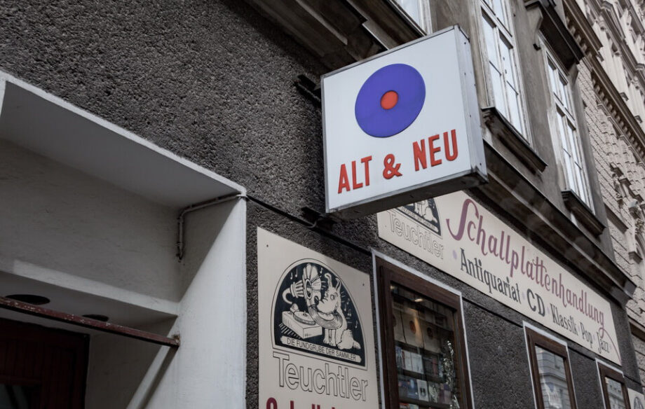 ALT & NEU MUSIC SHOP Vienna