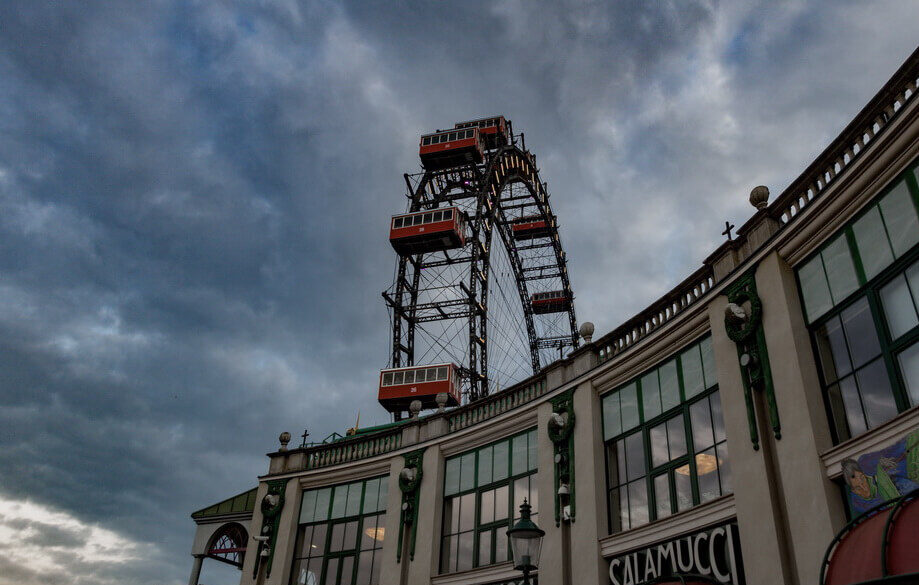'Wiener Riesenrad' Ferris Wheel