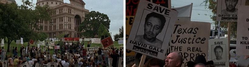 Жизнь Дэвида Гейла - кино о смертной казни