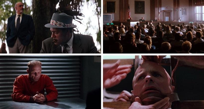 Правое дело (Just cause) кино о смертных казнях