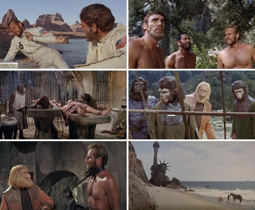 Фильм Планета обезьян 1968 (Planet of the Apes 1968)