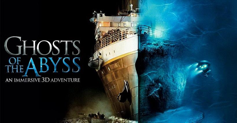 Призраки Бездны. Титаник