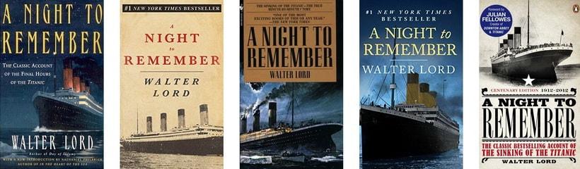 Уолтер Лорд - Последняя ночь Титаника