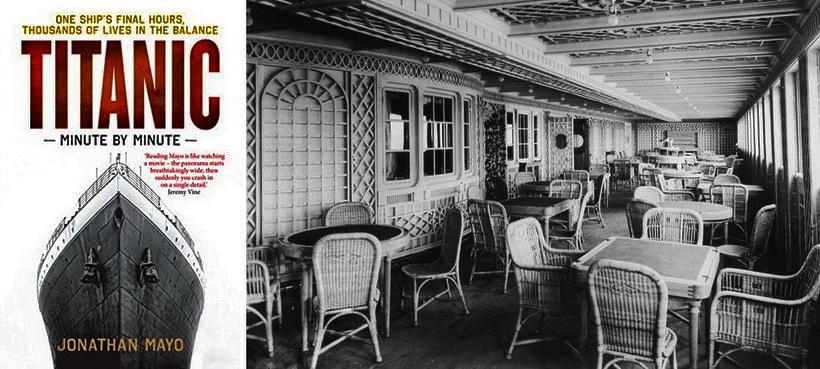 Jonatan Mayo - Titanic: Minute by Minute