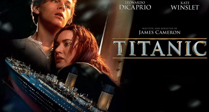 Титаник Titanic легендарный фильм Джеймса Кэмерона