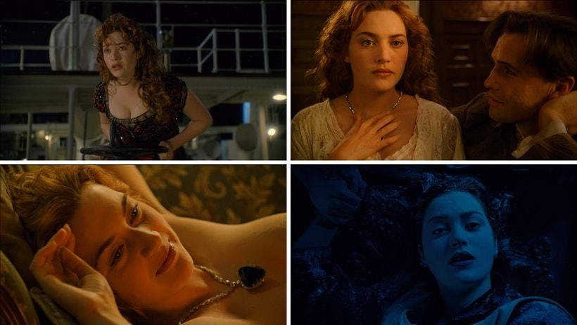 Кейт Уинслет в Титанике