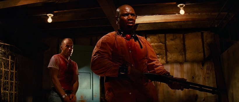 Бутч и Марселлас попадают к насильникам в плен