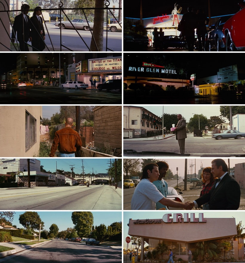 Место действие – Лос-Анджелес