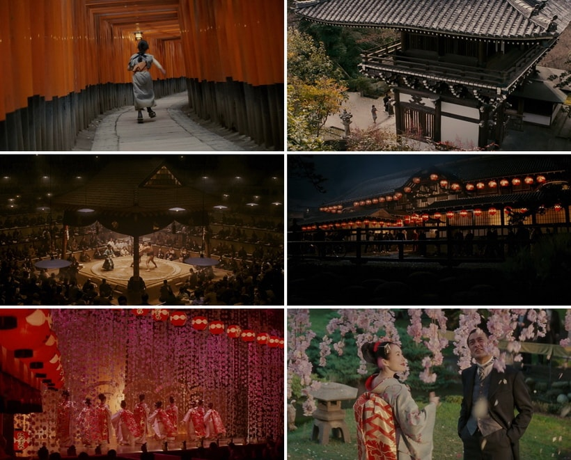Романтизированная Япония по-голливудски