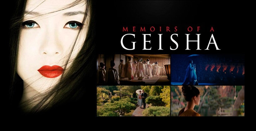 Мемуары гейши. Книга и фильма Memoirs of a geisha