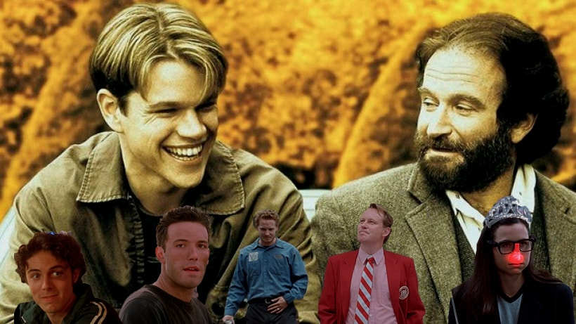 Good Will Hunting character analysis