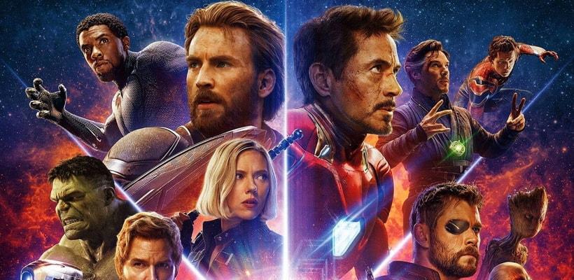 6 – Мстители: Война бесконечности