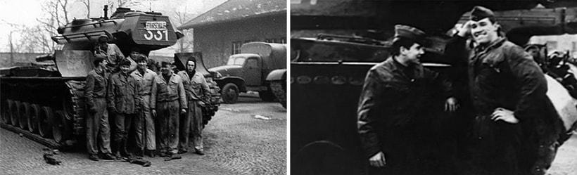 Служба Арнольда Шварценеггера в армии