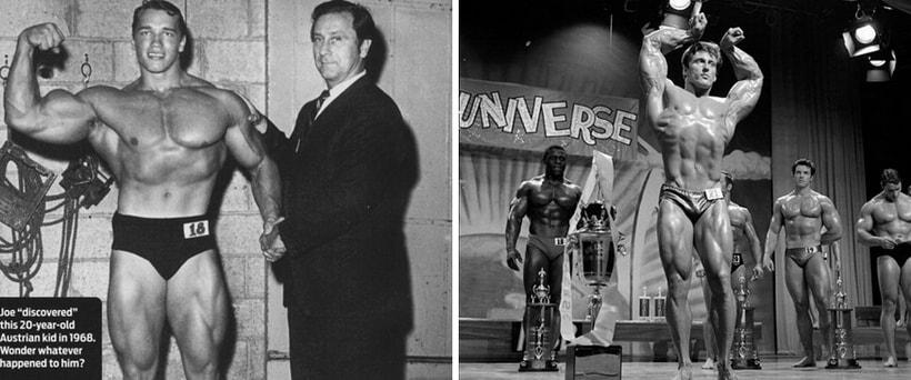 Мистер вселенная 1968 и проигрыш Фрэнку Зейну
